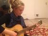 Susanne leitet unsere Musikwerkstatt und Singkreise, und ab und zu das Mittwoch-Café