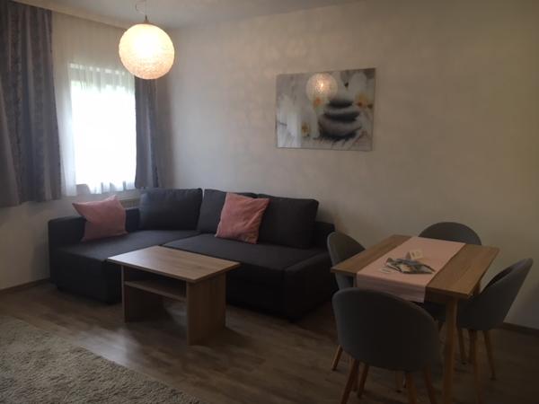 Appartement-Wohnzimmer