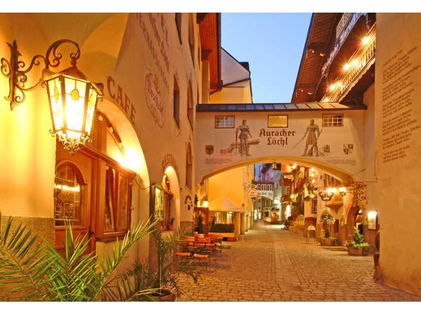 Römerhofgasse - Altstadt
