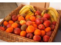 Obstkorb unserer Vitaminecke