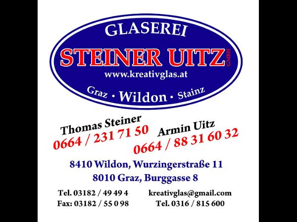 Logo der Glaserei Steiner Uitz GmbH