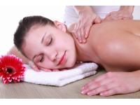 Rücken- und/oder Nackenmassage
