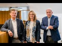 Dr. Karl, Mag. Serva, Dr. Pernegger