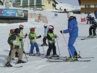 Kinderunterricht mit der CSA Skischule Grillitsch & Partner in Obertauern