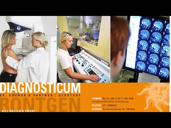 Diagnosticum Dr. Sochor & Partner Gersthof