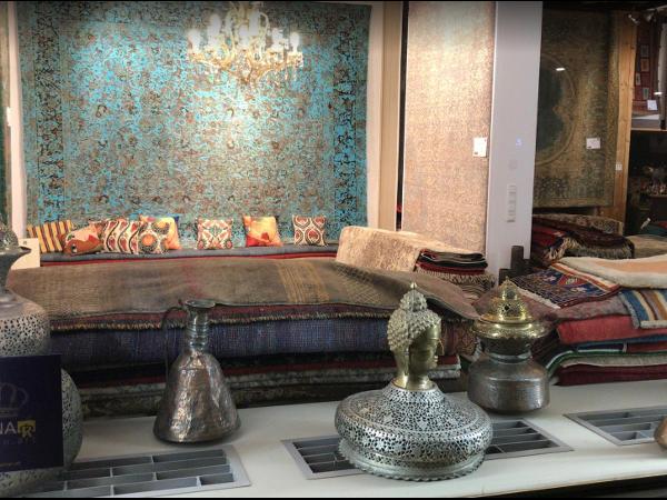 Showroom - Orienthaus Reyhani