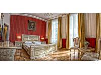 Hotel Urania Imperialzimmert