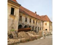 Schloß Freyenthurn-Mannswörth (vor der Sanierung)
