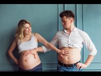 NUR FÜR MÄNNER: Kurse für werdende Väter, von Experten geleitete Gruppen für schwangere Männer.