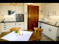 Appartement Nr.6 Küche Bereich Einrichtung