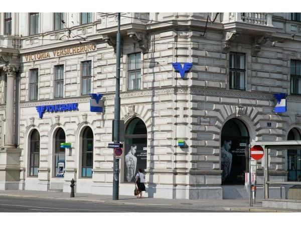 Volksbank Wien Ag In 1090 Wien Heroldat