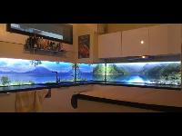 LED Küchenrückwand