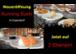 Genießen Sie die asiatische Küche auf 2 Ebenen - jeweils war