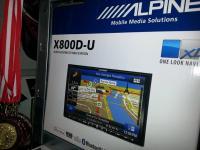 ALPINE X800D-U