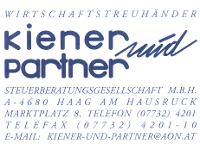 Kiener und Partner SteuerberatungsgesellschaftmbH
