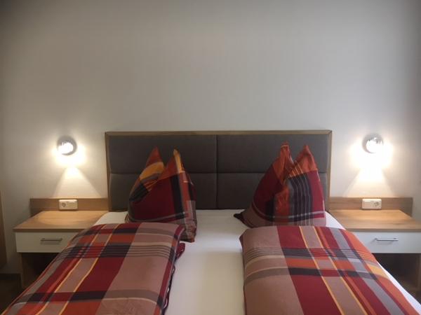 Appartement-Schlafzimmer