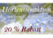 Hortensienaktion