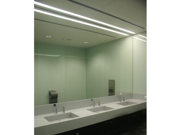 Vorschau - Spiegelwand