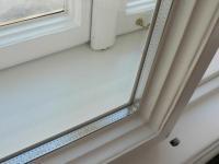 Isolierglas in Holzkastenfenstern