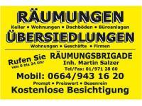 Räumungsbrigade - Inh. Martin Salzer