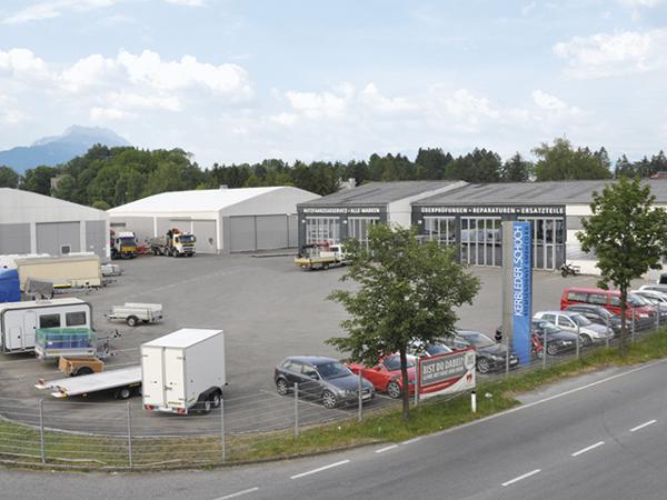 Vorschau - Firmengelände Bremsendienst