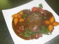 Spezialität am Goglhof - Steak vom Hochlandrind