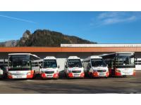Linienbusflotte