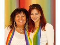 Mit meiner Lehrerin - Wörthersee Hexe Ingrid