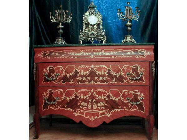 Vorschau - Foto 8 von Antiqua Classic Möbel