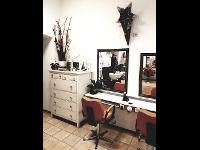 Unser Salon in der Weihnachtszeit