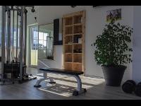 Fitness Studio Geräte