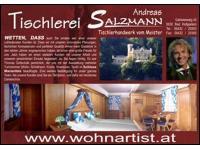 Andreas Salzmann - Tischlerei