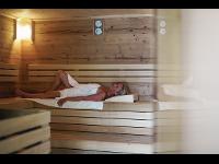 Finnische Sauna sowie Biosauna vorhanden