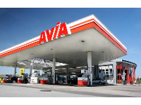 AVIA Station