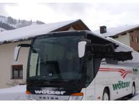 Bus Setra 415 GT HD - weiß
