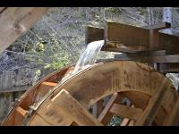 Knappenwelt Gurgltal - Wassergetriebene Maschinen