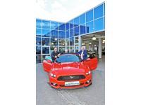 Mustang Coupé und Cabrio