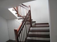 Stufenverkleidung mit Parkettböden