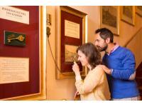 Staunen im ältesten Hotle Wiens