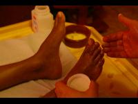 Fußmassage spezial