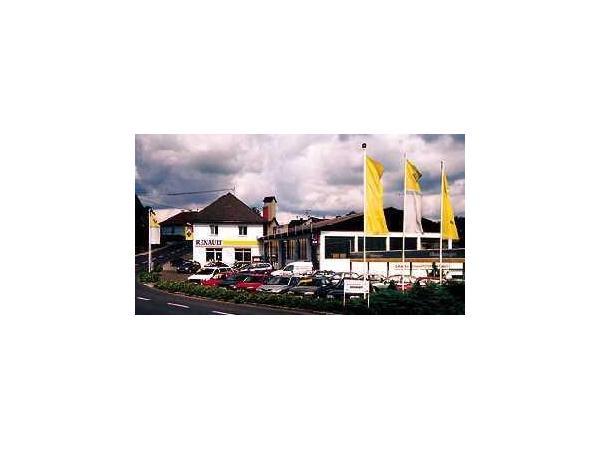 Standort in Sprinzenstein bis 2003