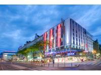 InterCityHotel Wien Außenansicht