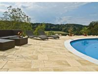Parkstone - eine elegante Bodenplatte von Friedl Steinwerke