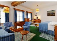 Festival Wing Zimmer, Hotel Goldener Hirsch