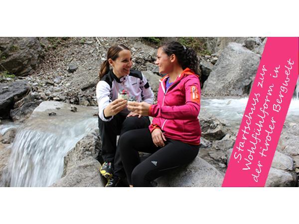Urlaub: Genussvoll sattessen, abnehmen und wohlfühlen in den Tiroler Bergen