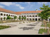 Sanierung Schloß Neusiedl Burgenland