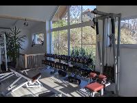 Fitness Studio Trainingsgeräte