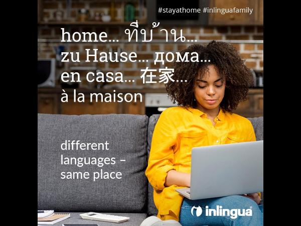 Vorschau - Sprachenlernen von Zuhause