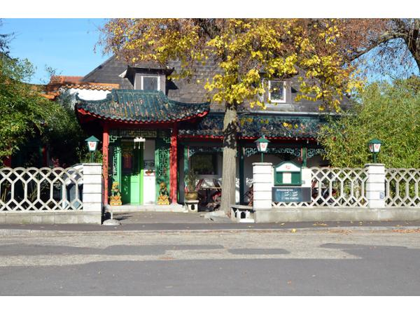 China-Restaurant Chinagarten