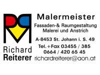 Malermeister Richard Reiterer